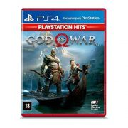 God Of War - PS4 - Playstation Hits