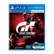 Gran Turismo Sport - PS4 - USADO