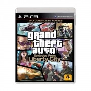 Grand Theft Auto Gta Episodes From Liberty City - Ps3 - USADO