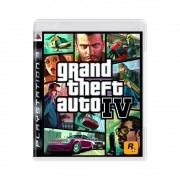 Grand Theft Auto IV (GTA 4) - PS3 - USADO