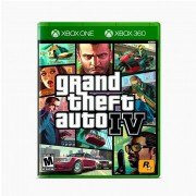 Grand Theft Auto IV (GTA 4) - Xbox 360/Xbox One