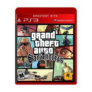 Grand Theft Auto San Andreas - GTA San Andreas - PS3