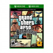 Grand Theft Auto San Andreas GTA - Xbox One / Xbox 360