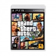 Grand Theft Auto V - GTA 5 - PS3