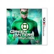 Green Lantern Rise Of The Manhunters - 3DS - USADO