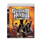 Guitar Hero 3 Legends of Rock - PS3 - USADO