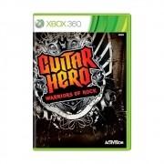 Guitar Hero Warriors of Rock - Xbox 360 - USADO
