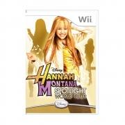 Hannah Montana Spotlight World Tour - Wii - USADO