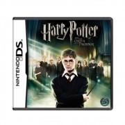 Harry Potter a Orden da Fênix - DS - USADO