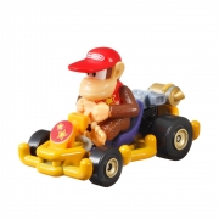 Hot Wheels Mario Kart  Diddy Kong - GRN15 - Mattel