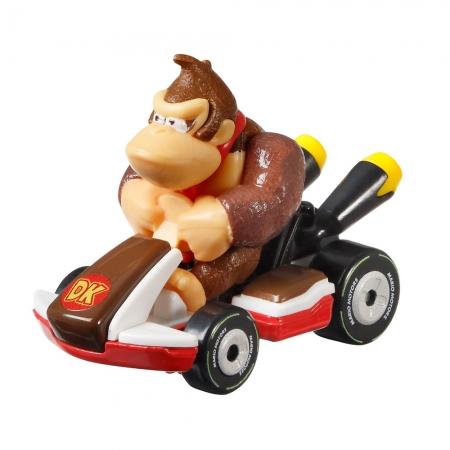Hot Wheels Mario Kart Donkey Kong - GRN24 - Mattel
