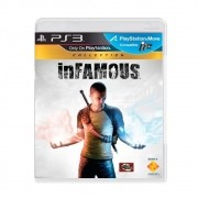 Infamous Collection - PS3 - USADO