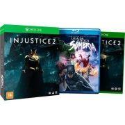 Injustice 2 (Edição especial com filme) - Xbox one