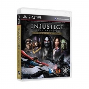 Injustice Gods Among Us Ultimate Edition - PS3 - USADO