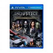 Injustice Gods Among Us Ultimate Edition - PS VITA  - USADO