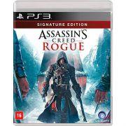 Jogo Assassins creed Rogue - PS3