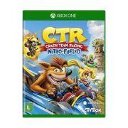 Jogo Crash Team Racing Nitro Fueled - Xbox One