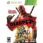 Jogo DeadPool - Xbox 360