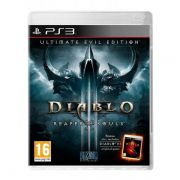 Jogo Diablo 3 Reaper of Souls ( Ultimate Evil Edition ) - PS3