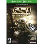 Jogo Fallout 3 GOTY Edition - Xbox 360 / Xbox One