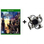 Combo Kingdom Hearts 3 - Xbox One + Hand Spinner Grafite