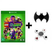 Combo Lego DC Super Villains + Hand Spinner Batman + Naipes  - Xbox One