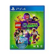 Jogo Lego DC Super Villains - PS4