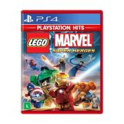 Jogo Lego Marvel Super Heroes (Playstation Hits) - PS4
