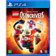 Jogo Lego Os Incriveis - PS4
