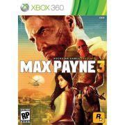 Jogo Max Payne 3 - Xbox 360