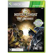 Jogo Mortal Kombat vs DC - Xbox 360