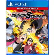 Jogo Naruto Boruto Shinobi Striker - PS4