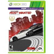 Jogo Need For Speed Most Wanted - Xbox 360