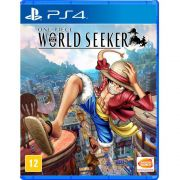 Jogo One Piece World Seeker - PS4