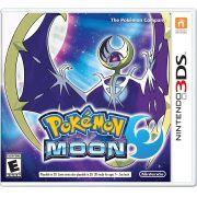 Jogo Pokemon Moon - 3DS
