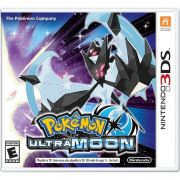 Jogo Pokemon Ultra Moon - 3DS