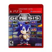 Jogo Sonic Ultimate Genesis Collection - PS3