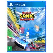Jogo Team Sonic Racing - PS4
