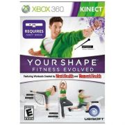 Jogo Your Shape Fitness Evolved - Xbox 360