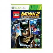 Lego Batman 2 DC Super Heroes - Xbox 360 - USADO