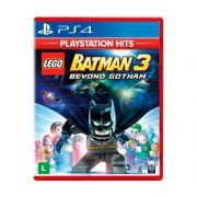 Lego Batman 3 Beyond Gothan  - PS4