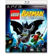 Lego Batman The Video Game - Ps3