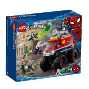 LEGO Caminhão Gigante do Homem - Aranha vs. Mysterio  - 76174 - 439 Peças606