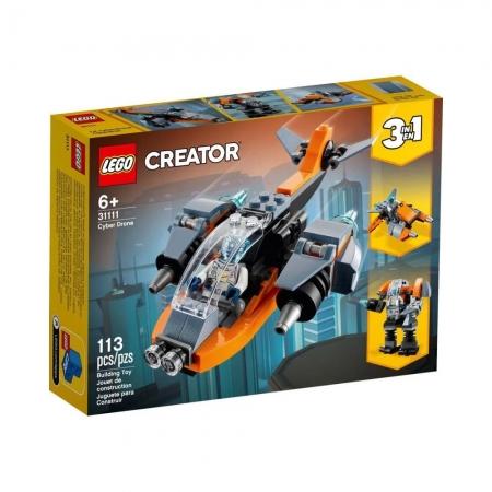 Lego CiberDrone 3 em 1 Lego 31111
