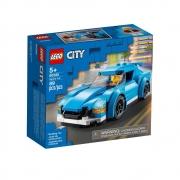 Lego City - Carro Esportivo Sports Car - 89 Peças - 60285