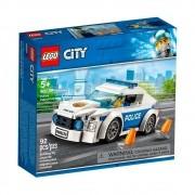 LEGO City - Carro Patrulha da Policia  - Lego 60239 - 92 Peças