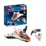 Lego City Missão de Assistência a Satélite 60224