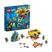 Lego City Ocean Exploration Submarine - Lego 60264 - 286 Peças