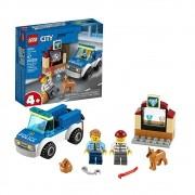 LEGO City - Unidade de Cão Policial - 60241 - 67 Peças