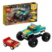 LEGO Creator 3 em 1 - Caminhão Gigante - 31101 - 163 Peças